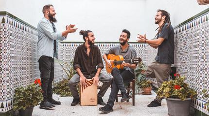 Concierto de Trigo Sucio en Granada
