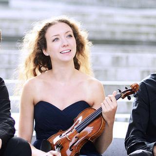 Concierto de Trio Pascal en París