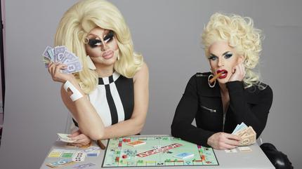 Concierto de Trixie and Katya en Milwaukee