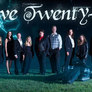 Concierto de Twelve Twenty-Four en Rutland