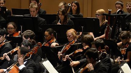 Concierto de USC Symphony Orchestra en Columbia