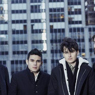 Concierto de Vampire Weekend en Saint Augustine