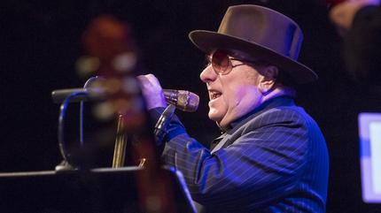 Concierto de Van Morrison Tribute en Canton