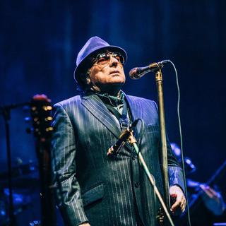 Concierto de Van Morrison + Melody Gardot en Hollywood