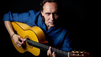 Konzert von Vicente Amigo in Genf