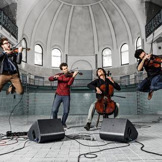 Concierto de Vision String Quartet en Friedrichshafen