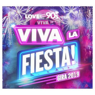Concierto de Viva La Fiesta en Roquetas de Mar