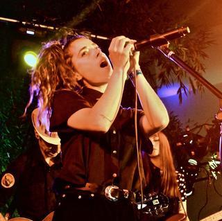 Concierto de Wargirl en Long Beach