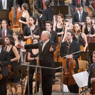 Concierto de West-Eastern Divan Orchestra en Newport News