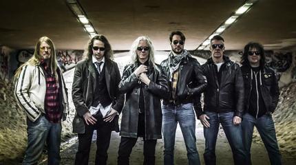 Concierto de Whitesnake UK en Southampton
