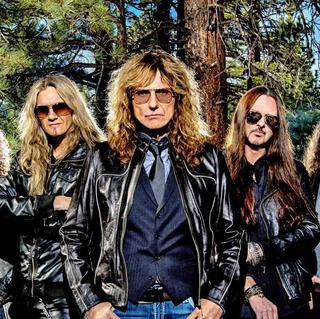 Concierto de Whitesnake en Tilburg