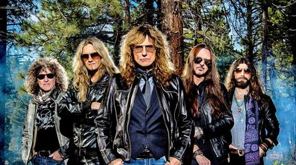 Concierto de Whitesnake + Night Ranger + Sammy Hagar en Burgettstown