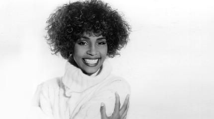 Concierto de Whitney Houston en París