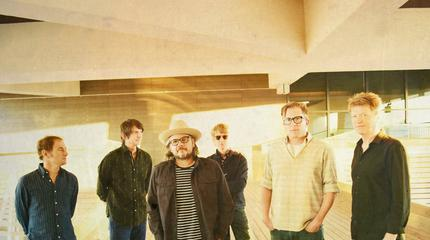 Wilco + James Elkington concert in Huntsville