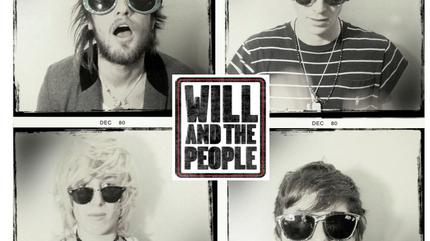Konzert von Will And The People in Wien