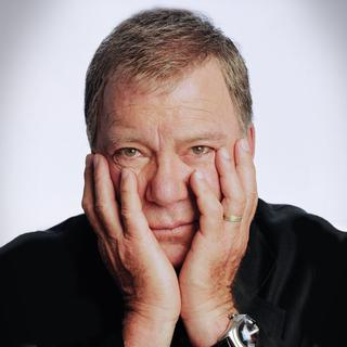 Concierto de William Shatner en Cardiff