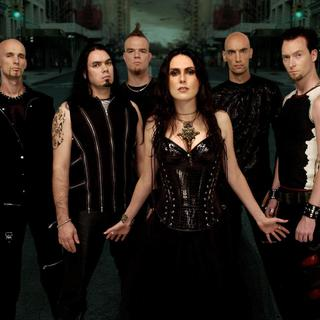 Concierto de Within Temptation en Dresden