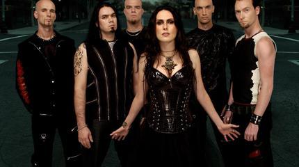 Within Temptation + The Darkness + De Likt concert in Hulst
