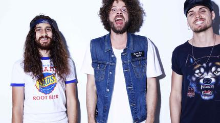 Wolfmother concert in Maastricht