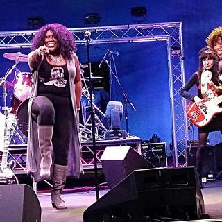Concierto de Women's Blues Revue en Toronto