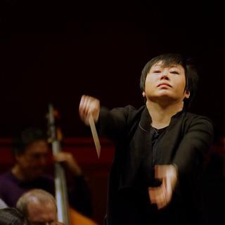 Simon Trpceski + Xian Zhang + New Jersey Symphony Orchestra concert in Newark