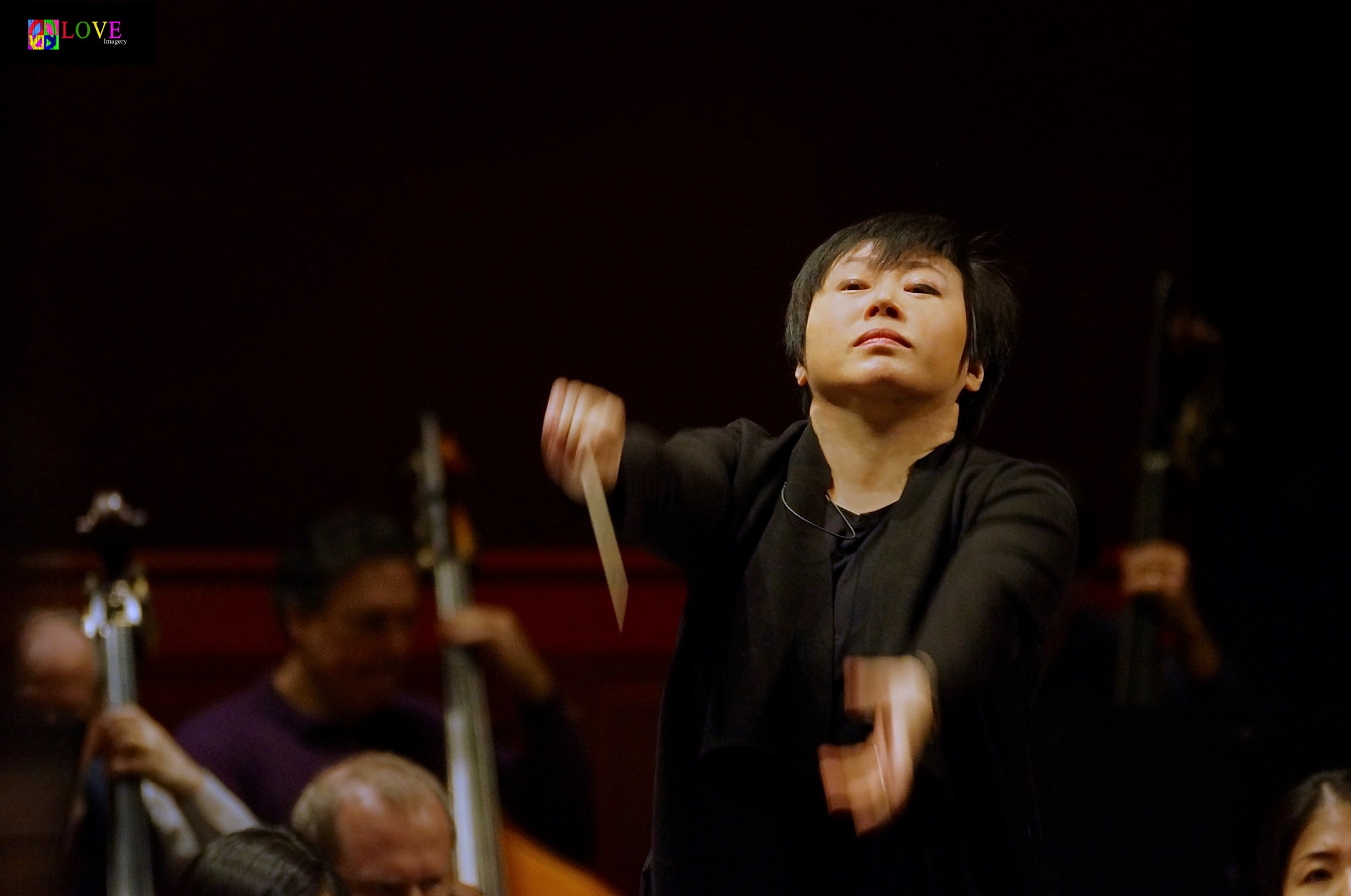 Xian Zhang concert in Newark