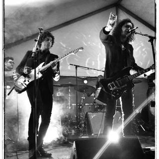 XIXA concert in Reims