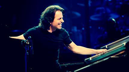 Concierto de Yanni en Monterrey