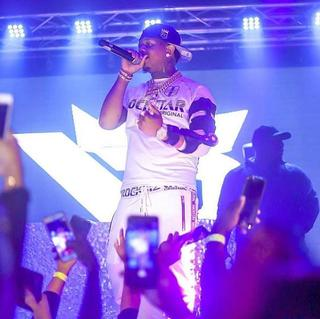 Yella Beezy concert in Dallas