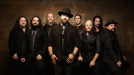 Zac Brown Band concerto a Mansfield