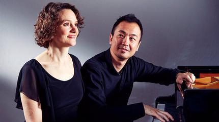 Concierto de Zofo Duet en Lawrence