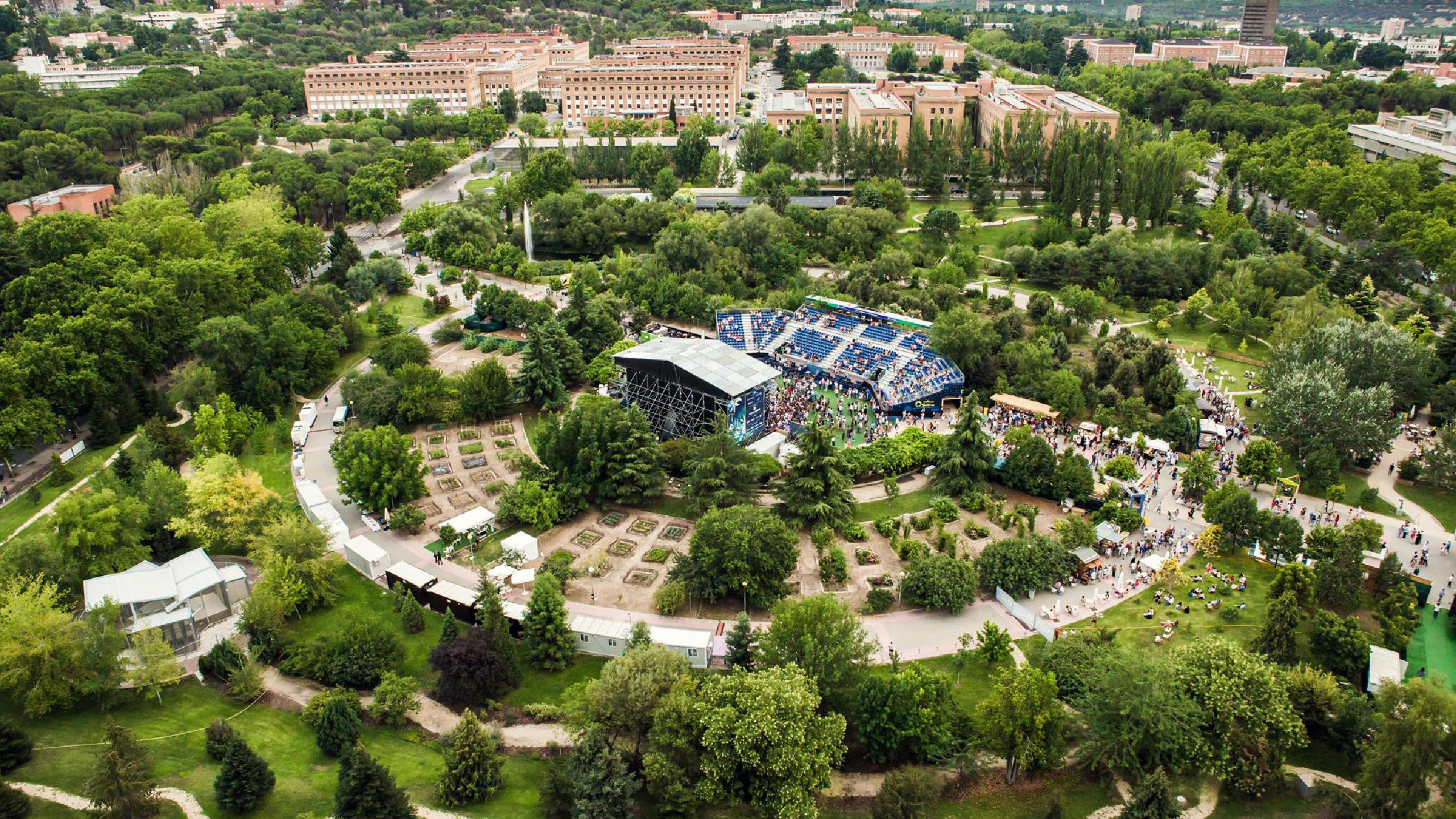 Real Jardín Botánico Alfonso XIII, Madrid