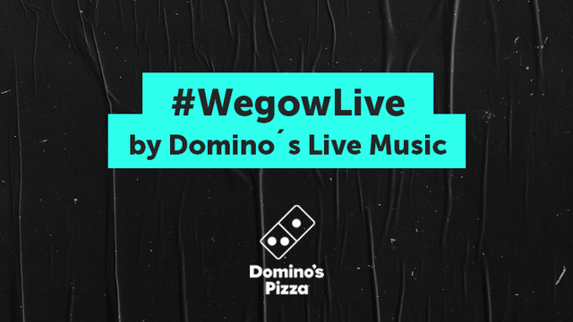 #WegowLive by #DominosLiveMusic