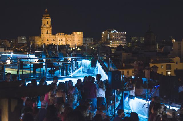 Live The Roof Málaga