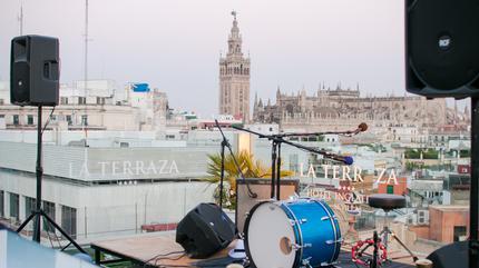 Live The Roof Sevilla