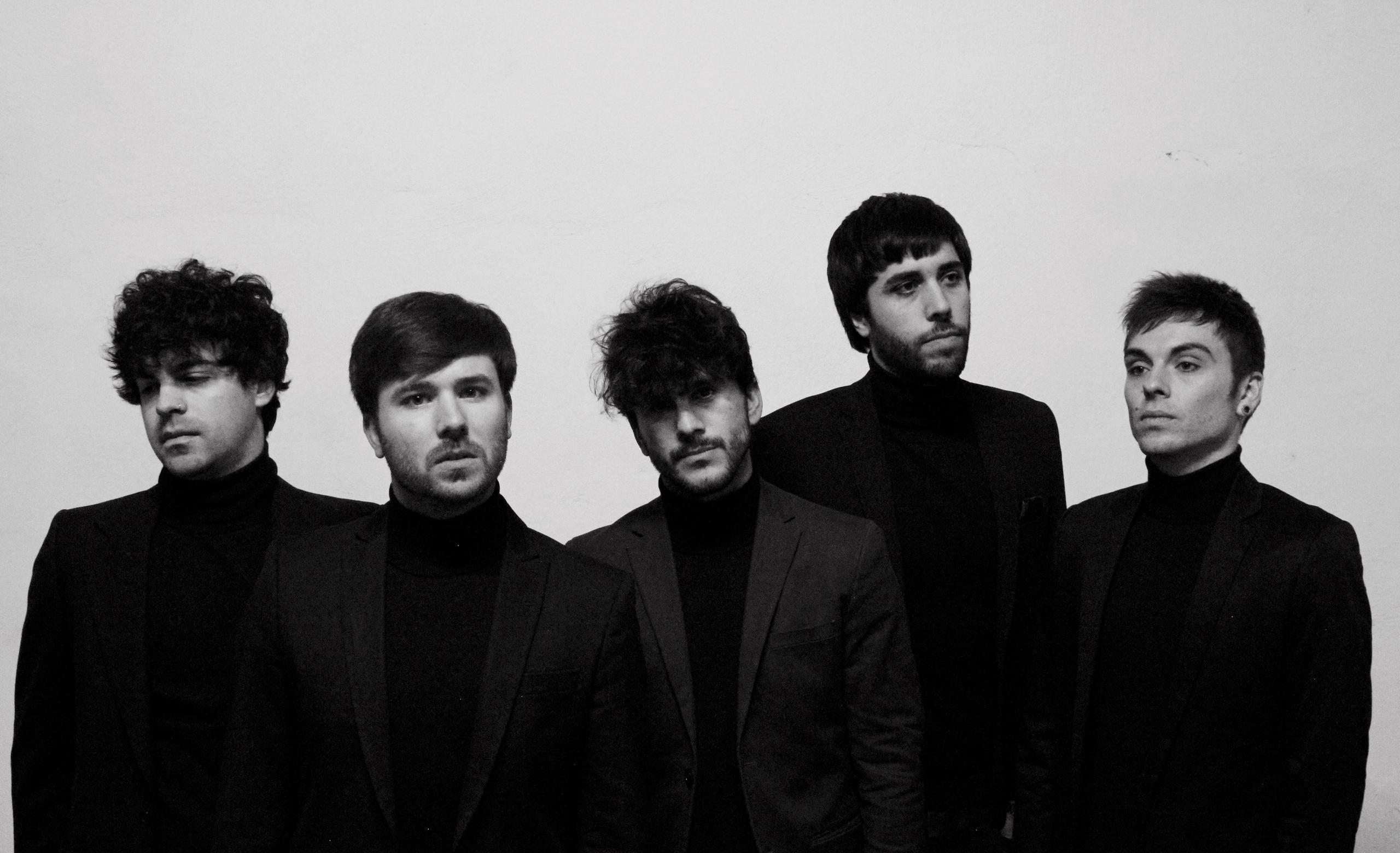 Los flamingos son una banda indie de Tudela Navarra