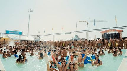 Piscina Arenal Sound 2019