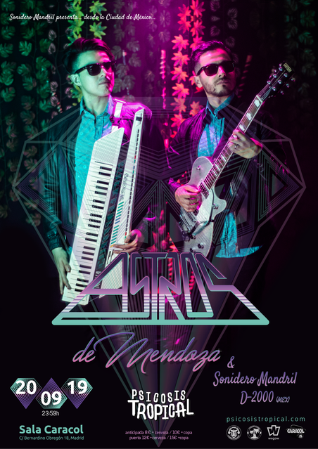 Astros de Mendoza México