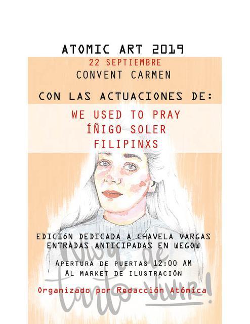 ATOMIC ART