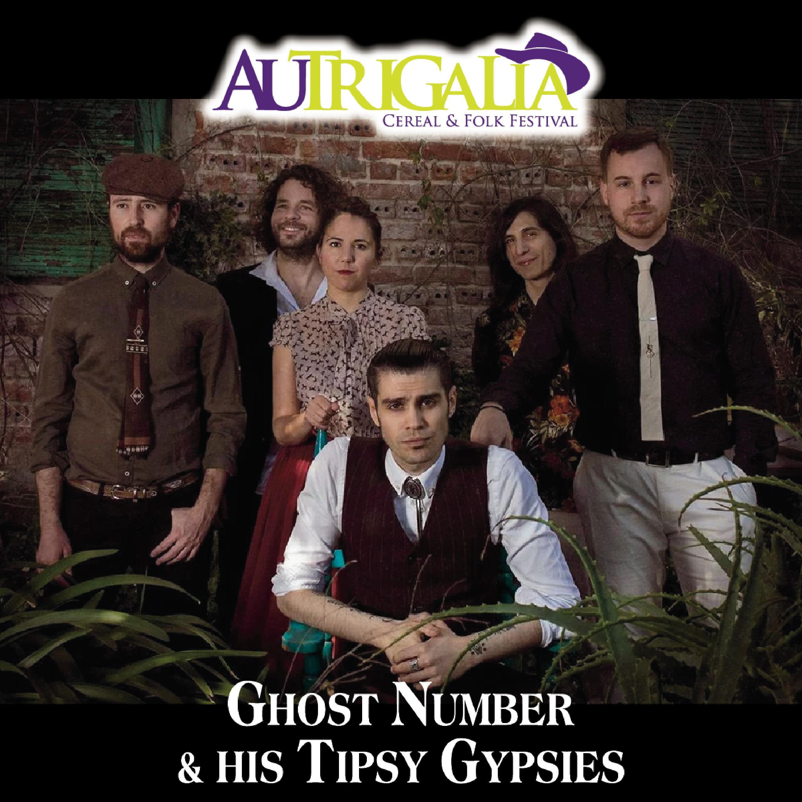 Ghost Number & his tipsy gypsies