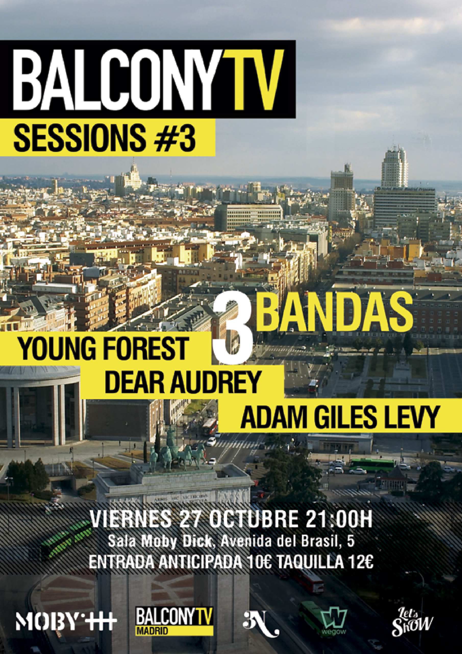 BalconyTV Sessions #3