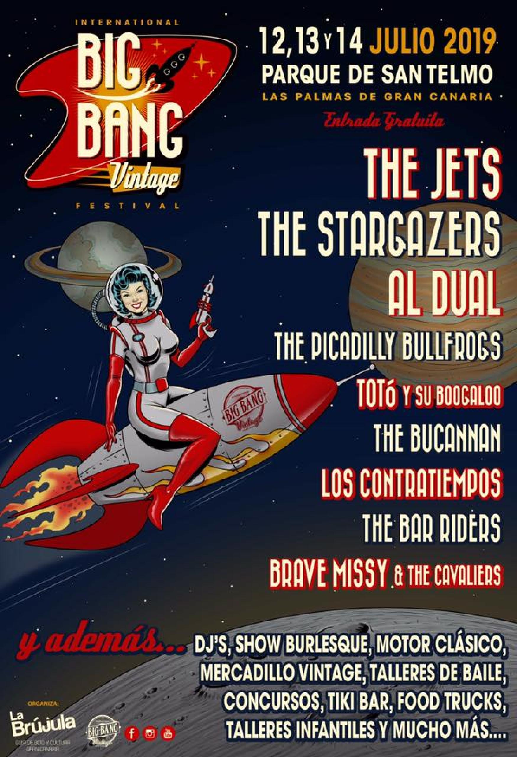 Cartel Big Bang Vintage 2019
