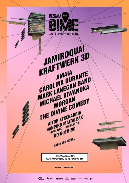 Cartel BIme Live 2019
