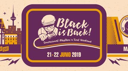 Black is Back Weekend