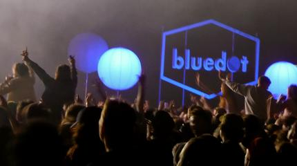 Bluedot Festival Picture