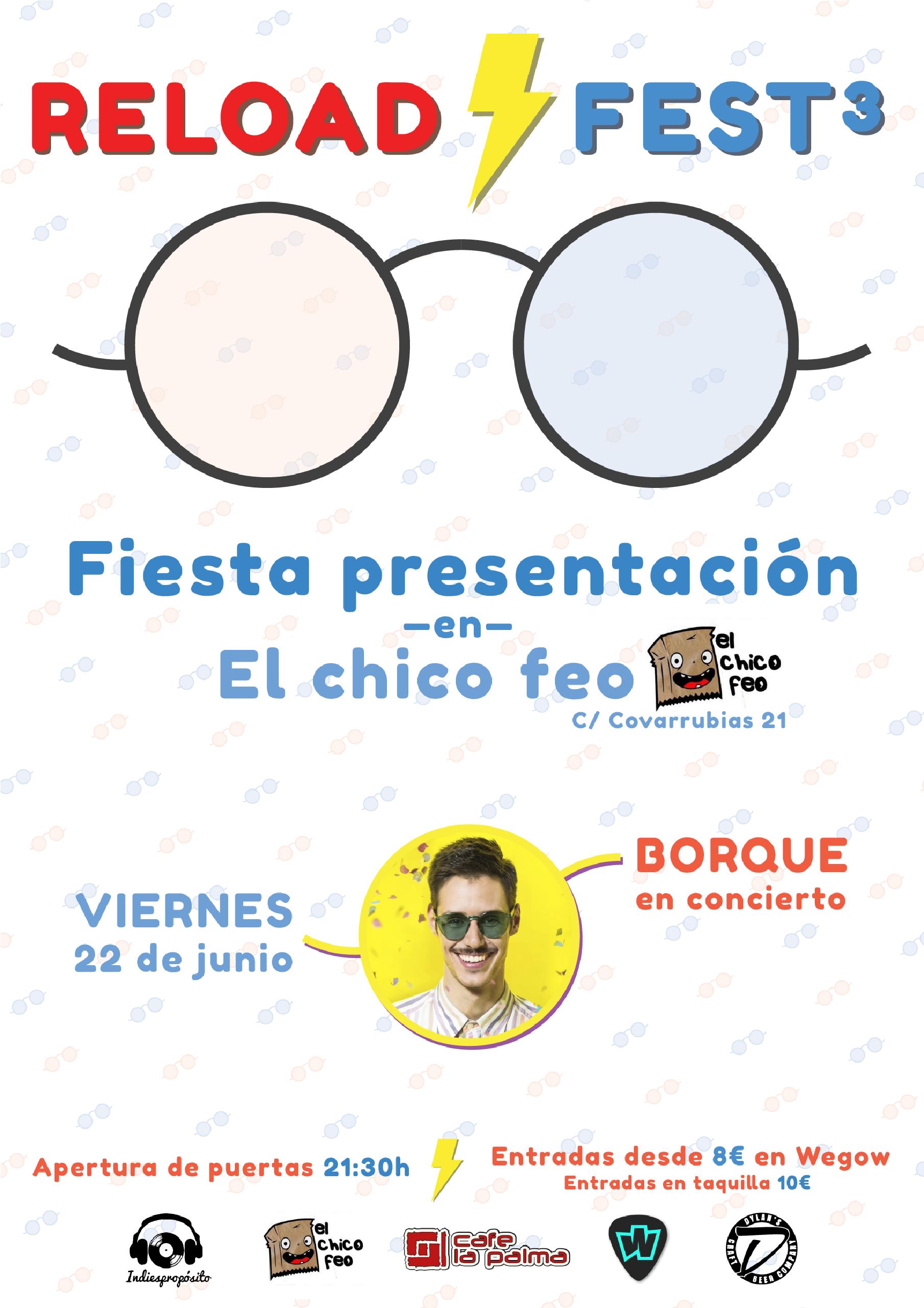 Borque Fiesta Reload Fest