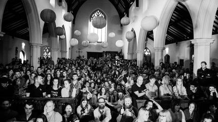 Bushstock festival picture