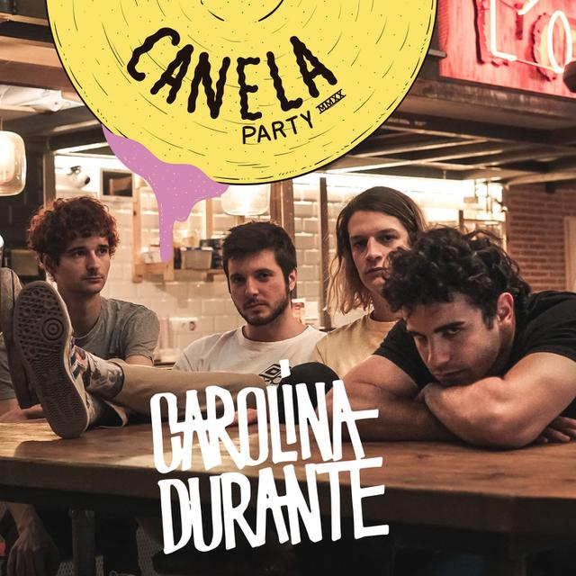 Carolina Durante en CanelaParty