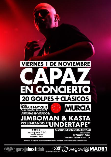 Capaz en Murcia