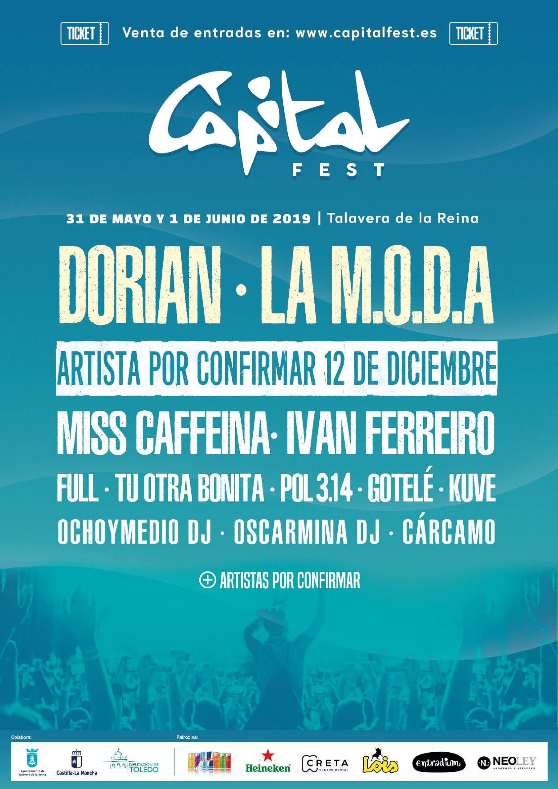 Cartel Capital Fest 2019